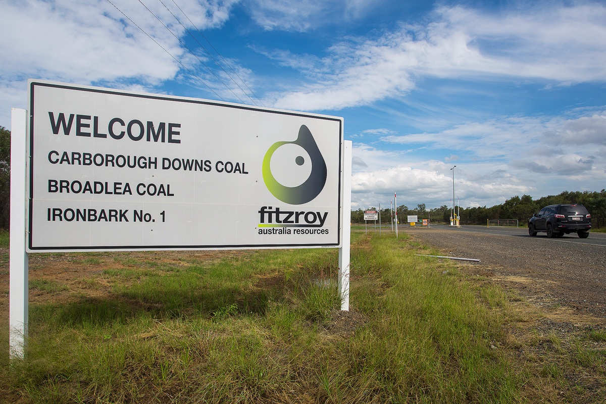 Welcome Carborough Downs Coal